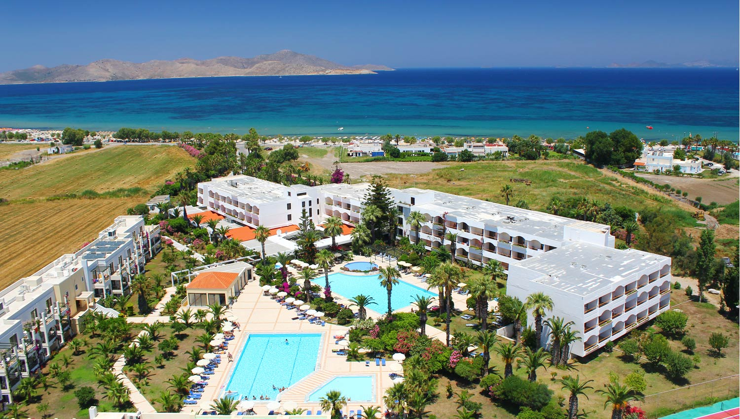 Welcome To Tigaki Beach Hotel All Inclusive
